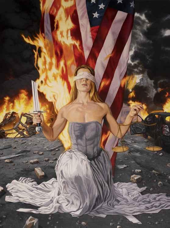 When Justice Kneels...