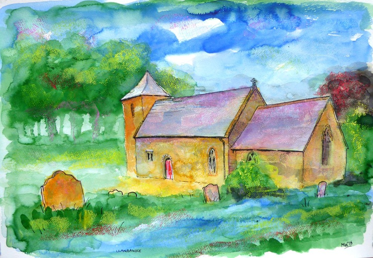 'Llandawke' (Fundraising Artwork) - Image 0