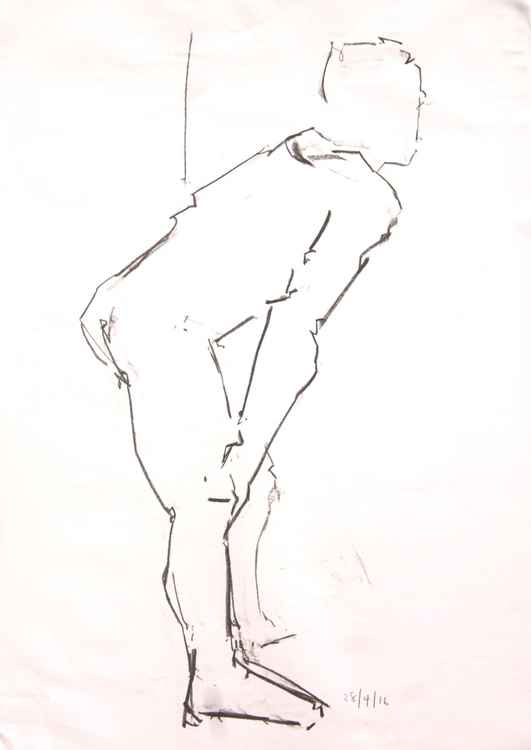 Life Drawing No 69 -