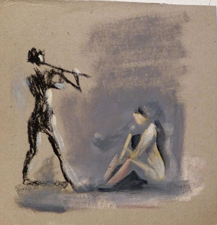 Les Indes Galantes 2, 17x17 cm - Image 0