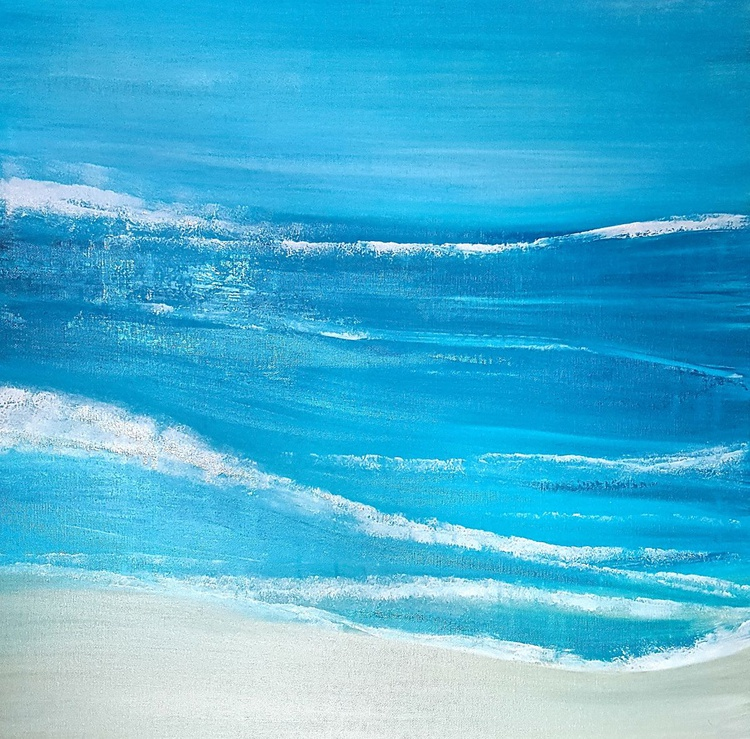 Abstract beach - Image 0