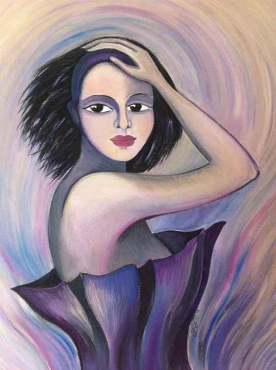La femme Tulipe