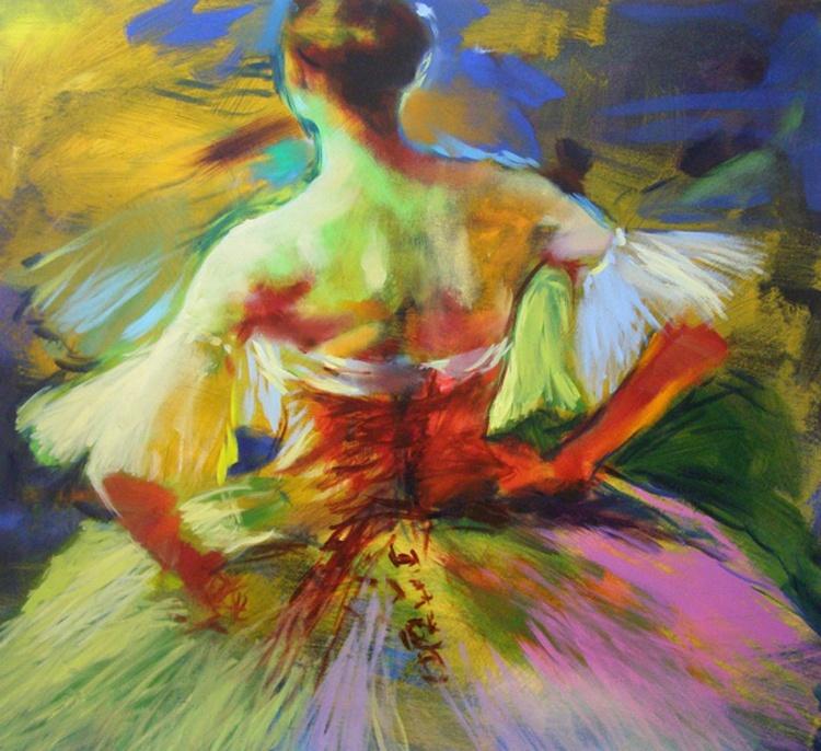 Ballerinas II - Image 0