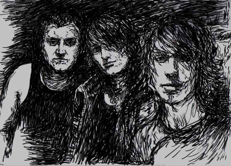 Trampolene band -