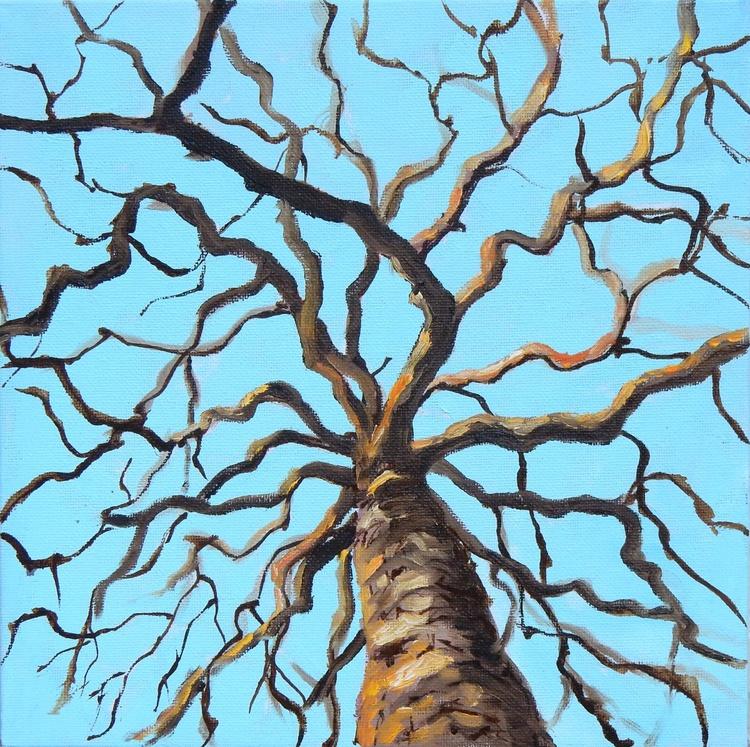Tree.  25x25cm - Image 0