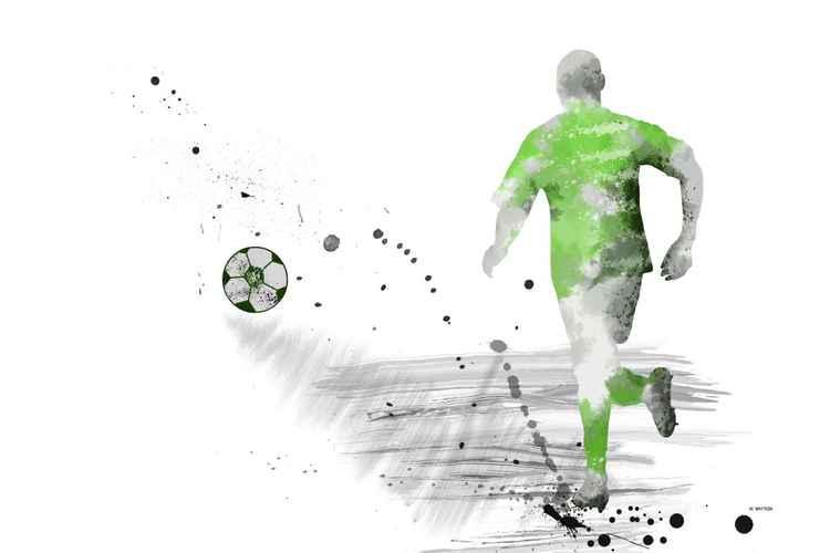 Soccer Player 5 -