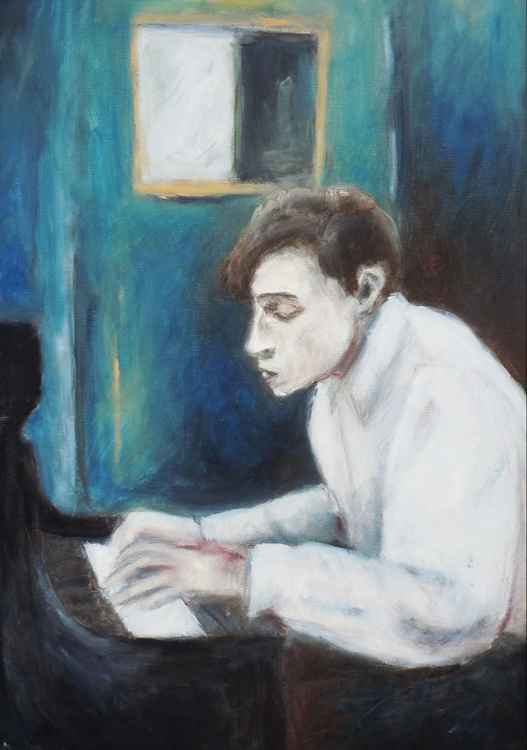 Glenn Gould, Nocturnal Existence -