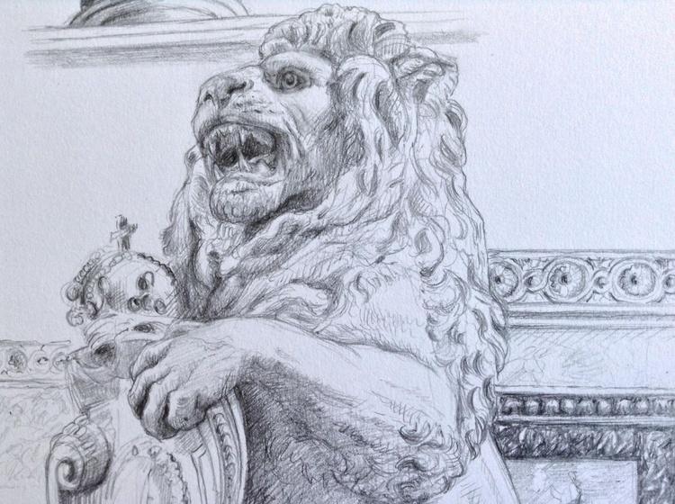 Belvedere Lion - Image 0