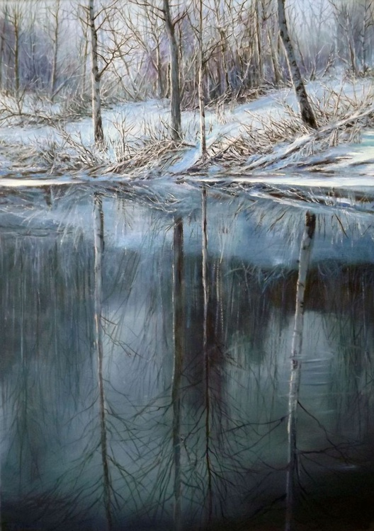 Reflection. Winter - Image 0