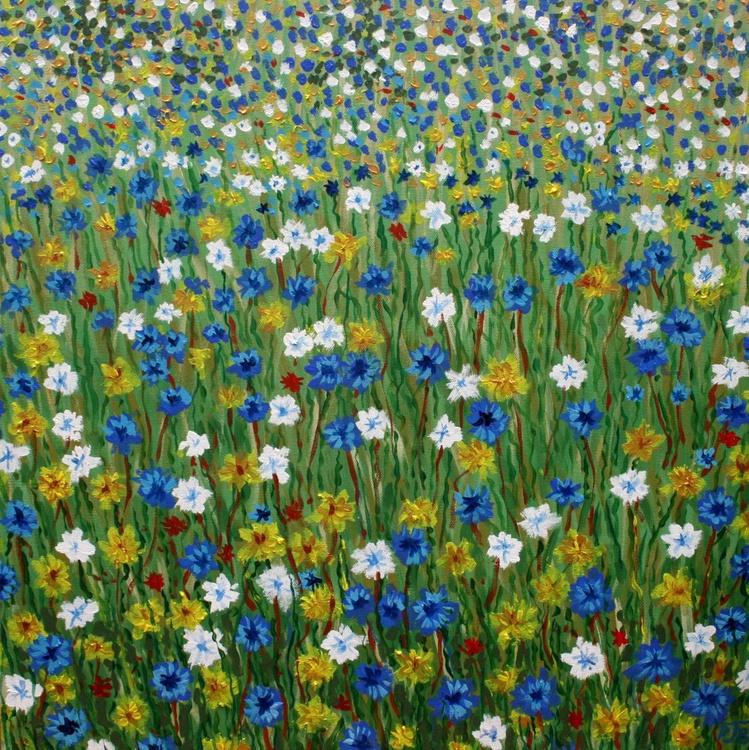 Cornflower Meadow - Image 0