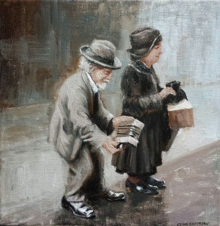 Moments back in time - Street Entertainers - Image 0