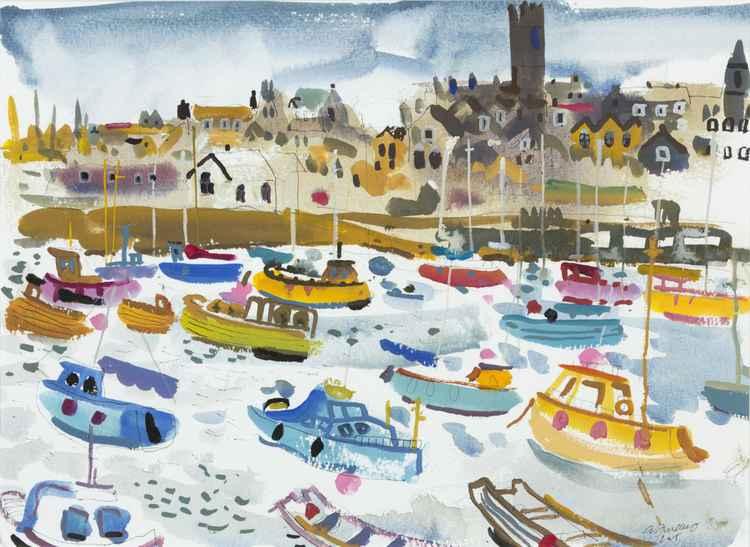 Penzance Harbour -