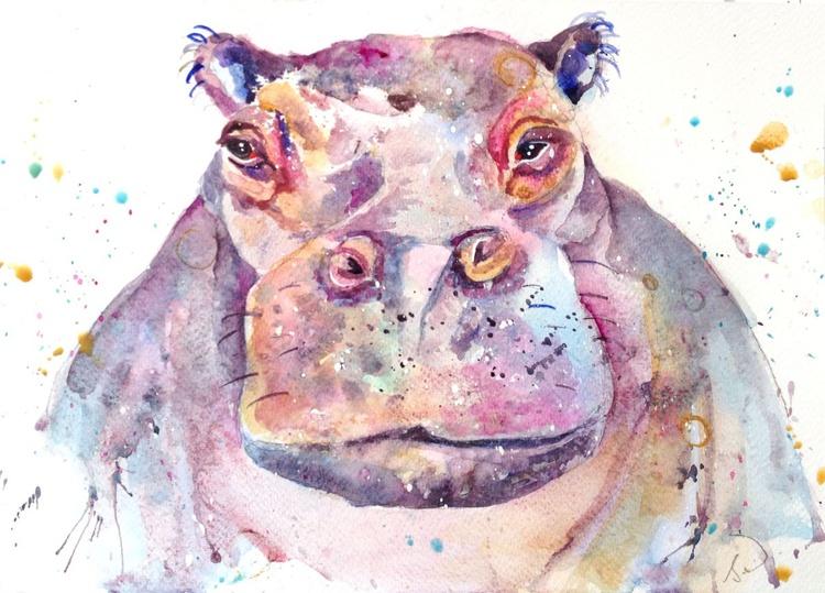 Happy Hippo - Image 0
