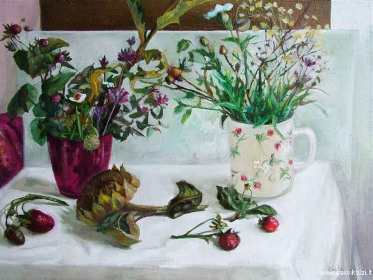 Still Life On The Table