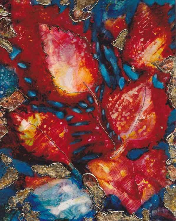 Fiery Tapestry -