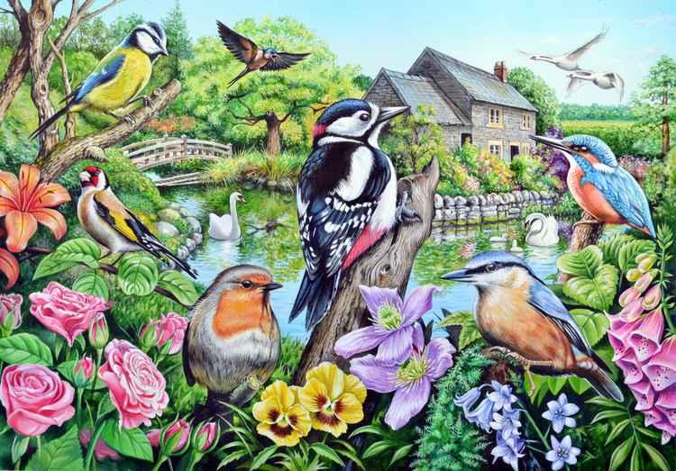 British Bird Garden -