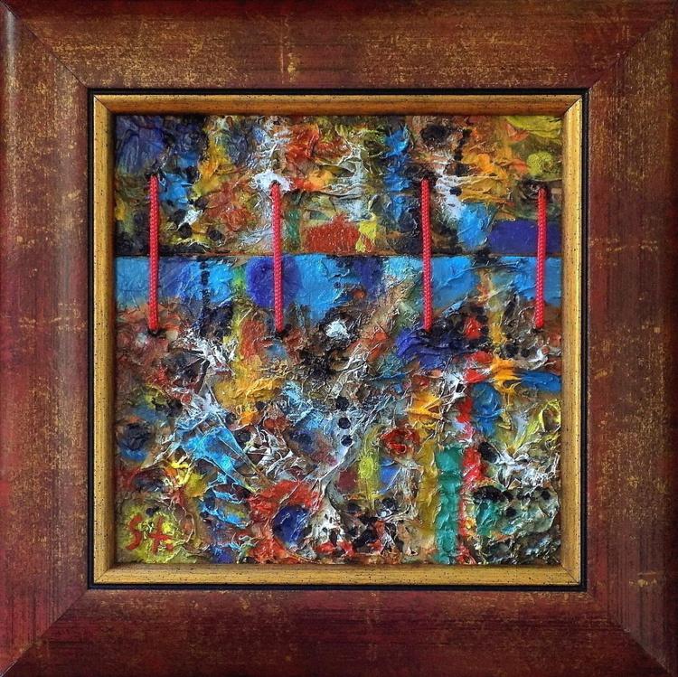 Abstract (burning autumn) -VIII - Image 0
