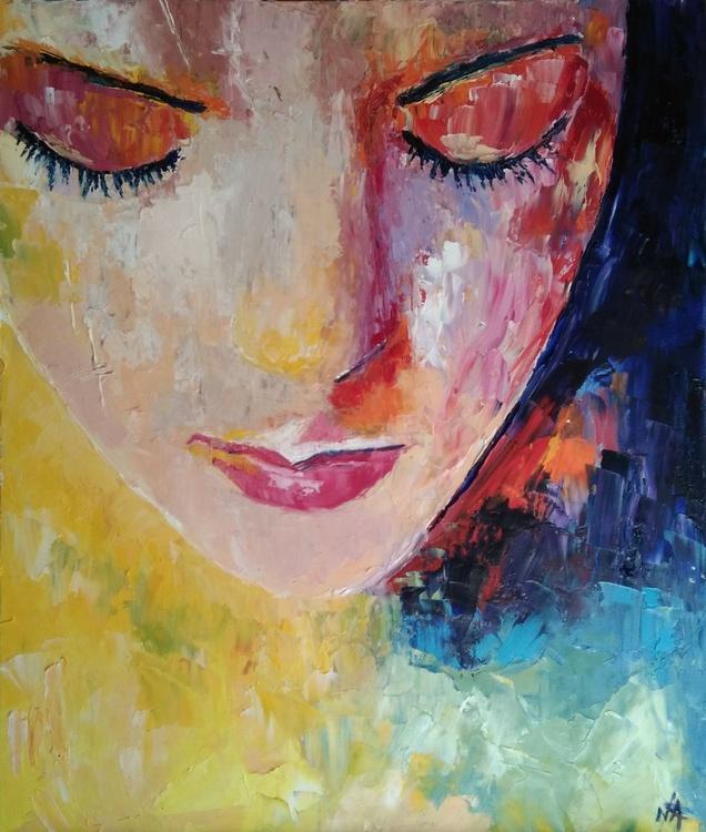 Dreaming, 50x60 cm - Image 0