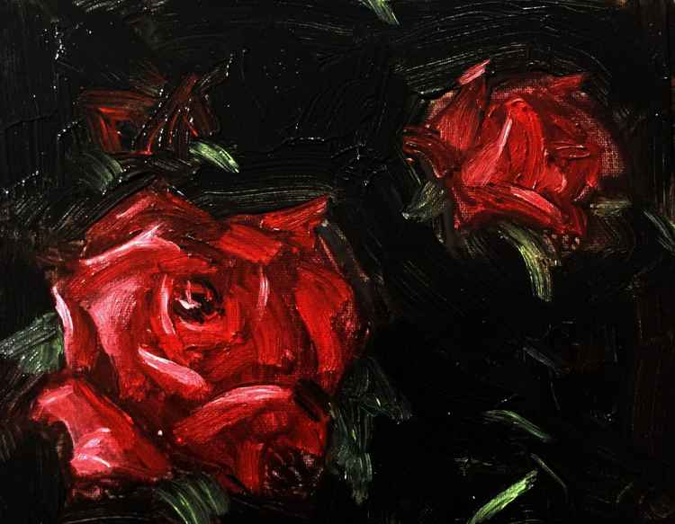 Red, Red Roses -