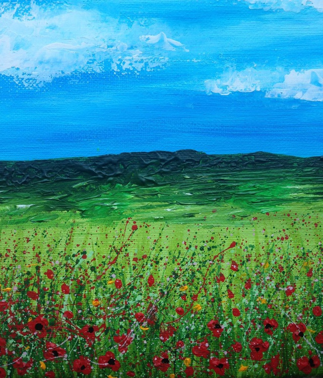 """Poppy Abundance"" - Image 0"