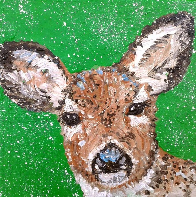 """Little deer "" - Image 0"