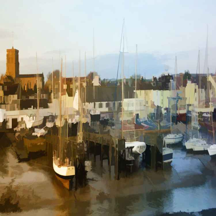 St Mary and Shoreham Harbour -