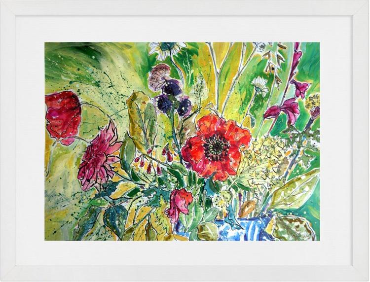 Garden Flowers - Image 0