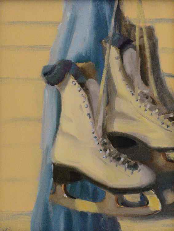 Silver Skates -