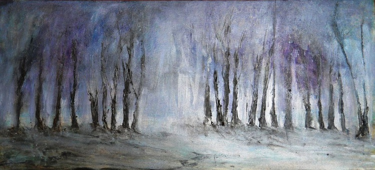 Fairy Land ~ English abstract/Impressionist painter - Image 0
