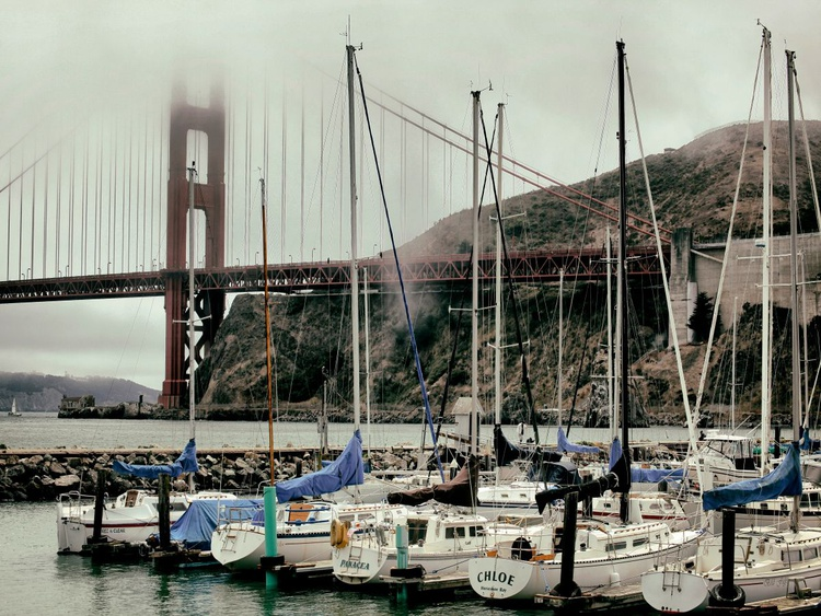 San Francisco, The Grey City Of Love 3 - Image 0
