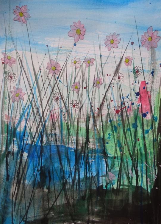 Flowers in the field II - Image 0
