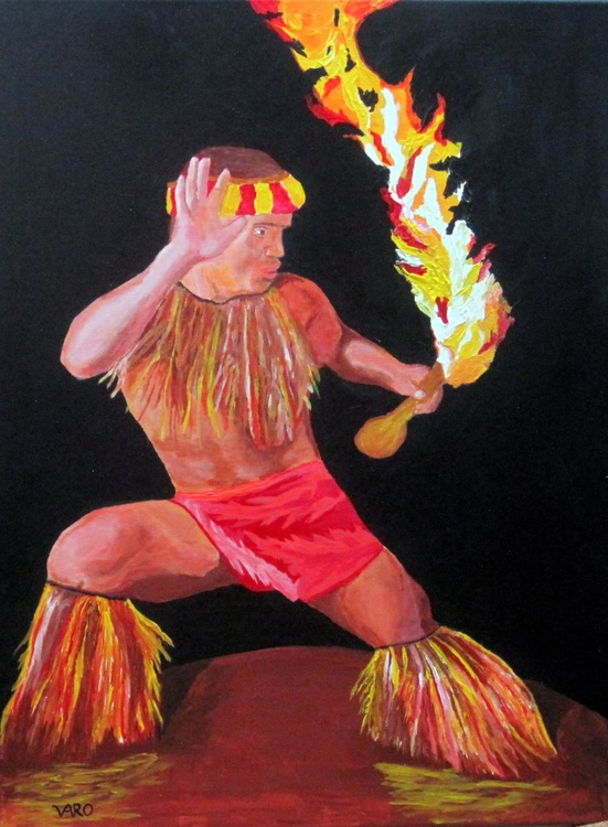 Fire Dancer - Image 0