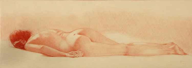 Nude #A002