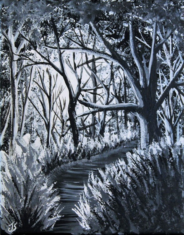 Dark Wood #3 - Image 0