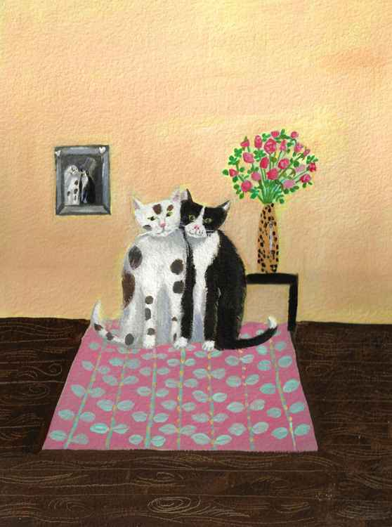Cat's Anniversary -