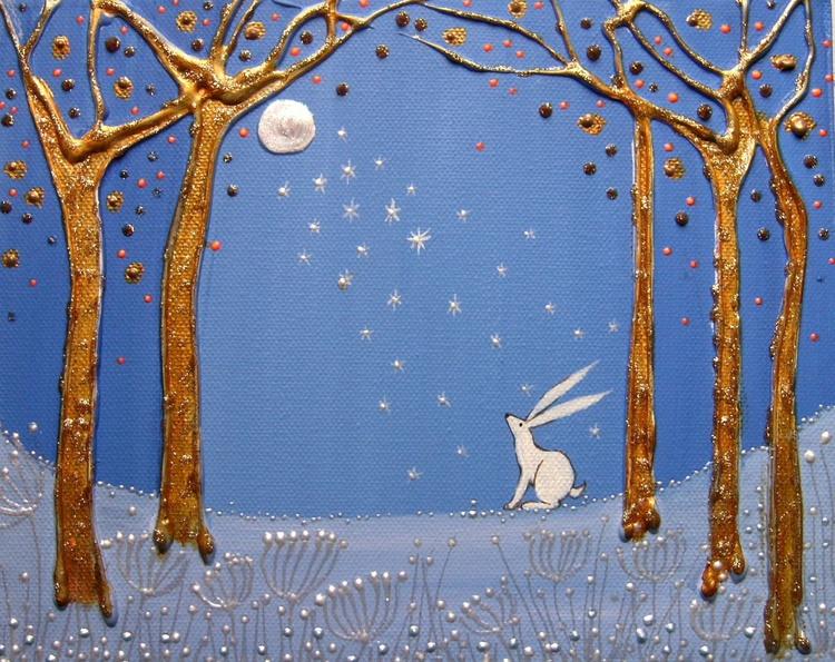 Moongazing hare - Image 0