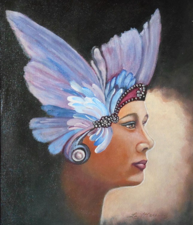 Butterfly Lady - Image 0