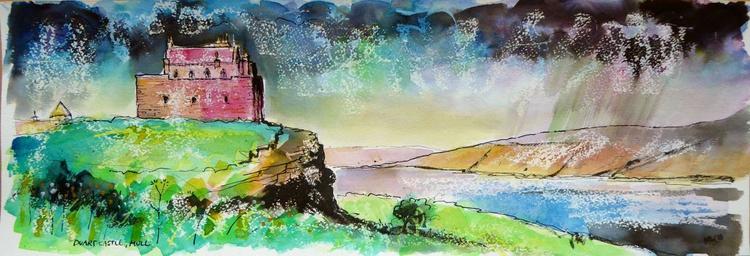 'Duart Castle, Mull' - Image 0