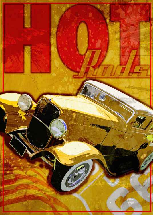 hot rods 3 -