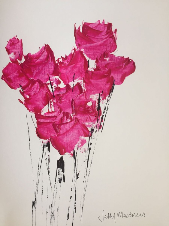 Roses #3 (pink) - Image 0