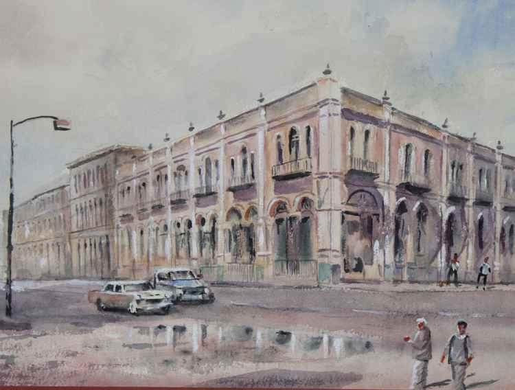 Historical Center , Tampico . -