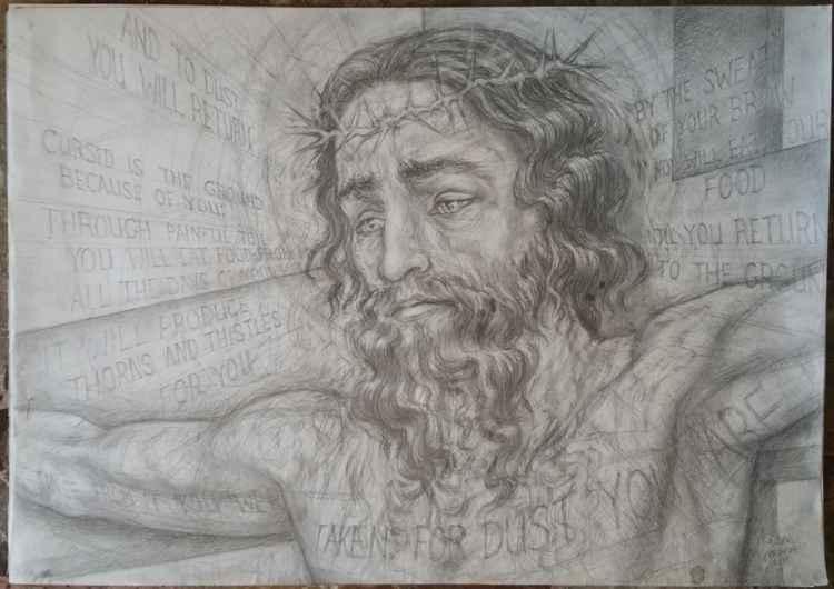 Crucifixion study