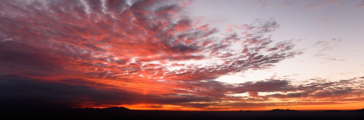 Himalayan sunrise (114x40cm) - Image 0