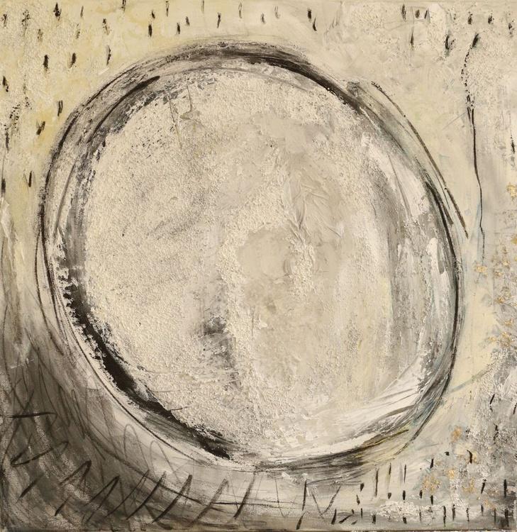 Full Moon (60 x 60 cm) - Image 0