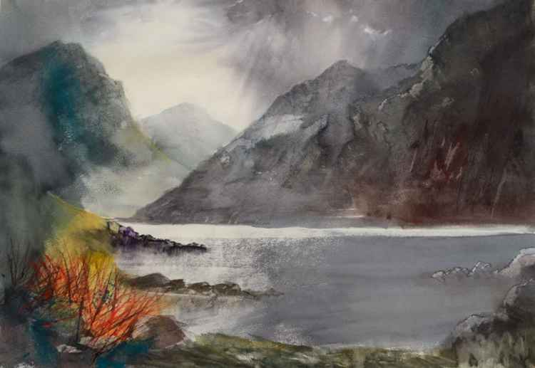 Wasdale, Cumbria #5 - Original Watercolour Painting