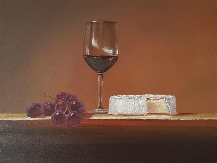 Glass of wine - Image 0