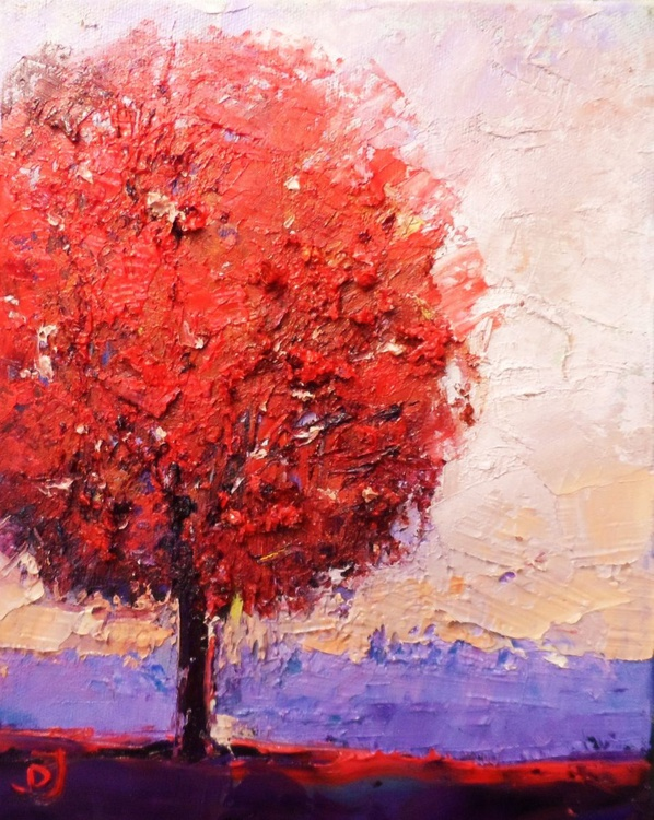 Red tree.............................. - Image 0