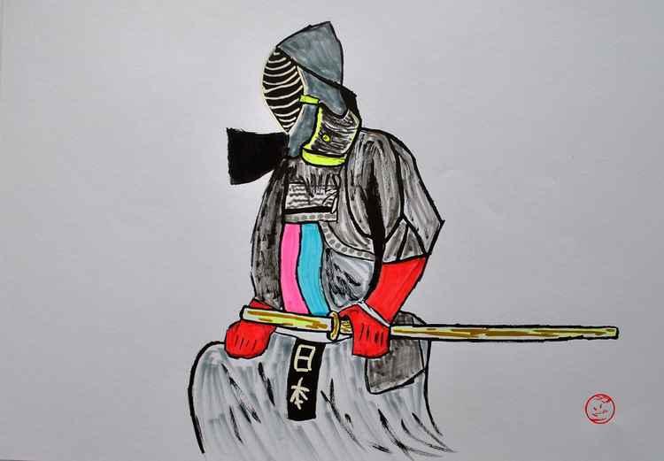 kendo warrior -