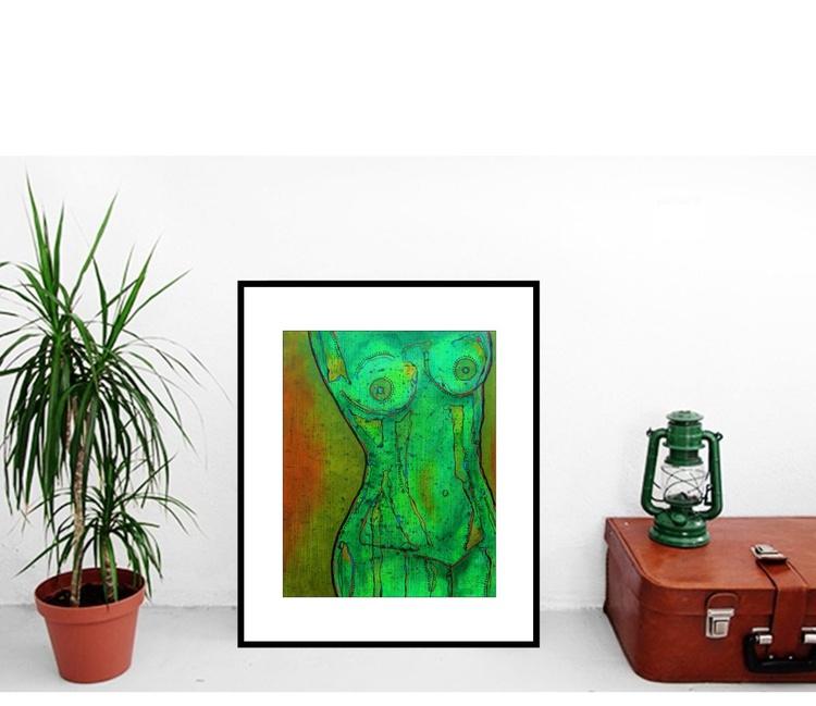 Lime Pose - Image 0
