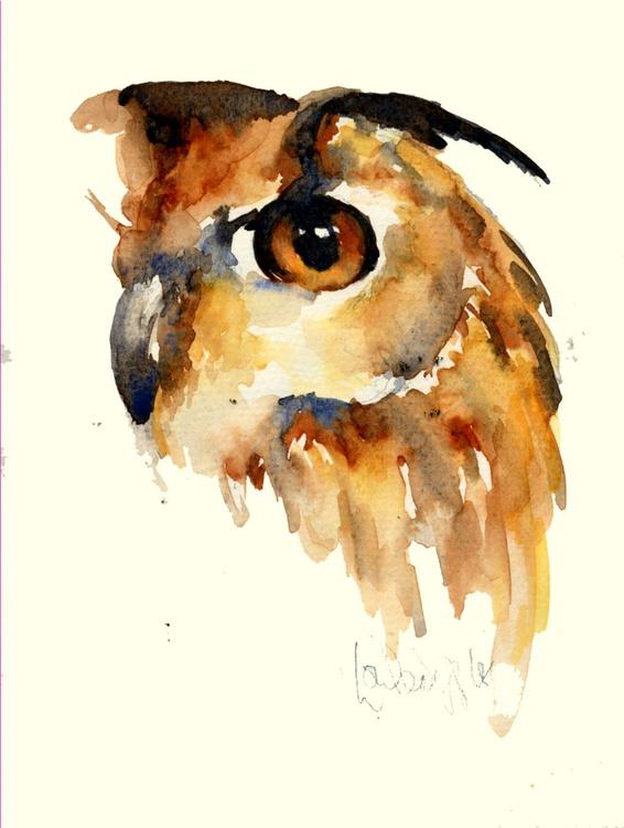 European Eagle Owl - Image 0